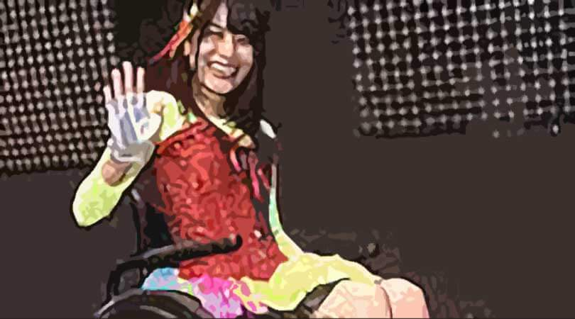 猪狩ともか 事故後 現在 足 アイドル活動 車椅子メーカー