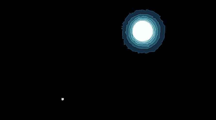 月 左下 明るい星 木星 金星 アンタレス 輝き 違い